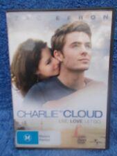 CHARLIE ST CLOUD ZAC EFRON,AMANDA CREW,DONAL LOGUE, DVD M R4