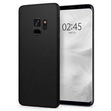 Original Spigen Schutzhülle für Samsung Galaxy S9 Airskin Cover Case schwarz