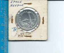 E-143 - The Space Needle Sunoco Landmarks of America Advertising Token Medallion