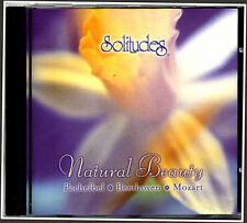 Natural Beauty Music CD,RELAXATION,CLASSICAL, OCEAN SOUNDS,MOZART, BEETHOVEN