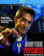 Psycho III: Collector's Edition (Hugh Gillin) Region A BLURAY - Sealed