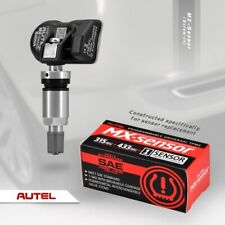 Autel TPMS Sensor 433mhz/315MHZ Metal MX-Sensor Supports Tire Pressure Program