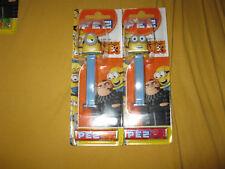 PEZ Spender Minion Set 2 Stück neu Despicable ME 3