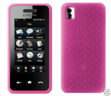 Jam Jacket  Samsung Instinct Pink Silicone Case 8996492