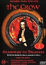 The Crow - Stairway To Heaven (DVD, 2002) VGC Pre-owned (D109)
