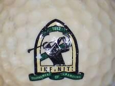 (1) 1992 Infiniti Pga Used Logo Golf Ball Balls