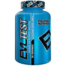 Evlution Nutrition EVL TEST 120 Tablets Testosterone Booster EVLTEST *NEW*