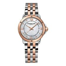 RAYMOND WEIL Tango Diamond Ladies Watch 5391-STS-00995 - RRP £1295 - NEW