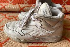 Vintage Reebok White Sneaker Ra B12 RIi Hi Size 8