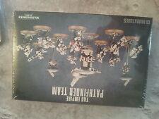 Warhammer 40K Imperio Tau Pathfinder Equipo-Nuevo y Sellado