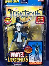 NEW- MYSTIQUE Action Figure MARVEL LEGENDS Sentinel Series TORSO Toy Biz 2005