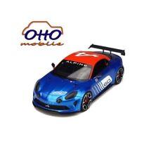 Otto Mobile Alpine Celebration Edition 2016 1:18 blue