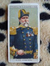 Cigarette Card : Franklyn Davey & Co : Naval Dresses & Badges (1916) : No. 6
