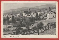 Gruss aus Mönichkirchen N.-Oe. 1927