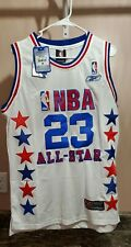 Michael Jordan Jersey Reebok 2003 All Star Game #23 Size M 40 NWT