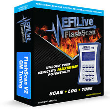 EFILive FlashScan V2 ECU Programming Tool for GM Diesel & Gas Efi Live
