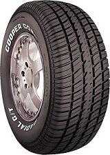 Cooper Cobra Radial G/T P255/70R15 108T WL (1 Tires)