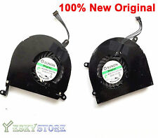"New For Macbook Pro A1286 15"" CPU Cooling Fan 2009 2010 2011 Left and Right Side"