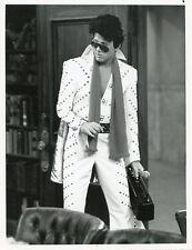 HARRY ANDERSON AS ELVIS PRESLEY IMPERSONATOR NIGHT COURT 1990 NBC TV PHOTO