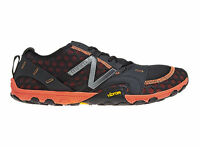 New Balance Minimus MT10 BO2 MT10BO2 Running Shoes Men - 7.5 US Black and Orange