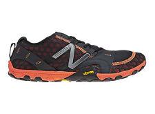 Original New Balance Minimus MT10BO2 Running Shoes Men - 7.5 US Black & Orange