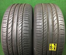 2x Sommerreifen 245/50 R18 100W Continental Sport Contact 5 MO mit 6,5 mm DOT 14