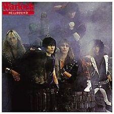 WARLOCK - HELLBOUND  CD  9 TRACKS DORO PESCH HEAVY METAL / HARD ROCK  NEU