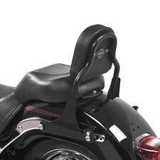 Sissy Bar für Harley Davidson Softail 2007-2017 schwarz CSS gebraucht