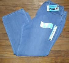 Lee Relaxed Fit Straight Leg Flexible Houston Denim Jeans Lee 1889 Size 6S 14S