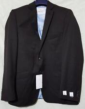 BNWT Daniel Hechter Black Suit  - 46R - RRP £175