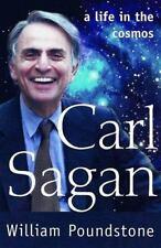 Carl Sagan: A Life in the Cosmos-ExLibrary