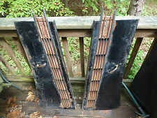 1938 Buick Special LH and/or RH Hood side Panels vent trim molding