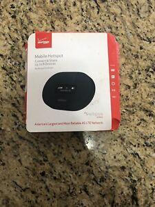 Verizon Ellipsis Jetpack 4G LTE network Wi-Fi Hotspot Modem