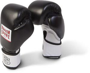 Paffen Sport Fit- Boxhandschuhe. 10-16 Oz. Boxen.Kickboxen.MuayThai. Training.