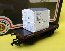 Bachmann 33-950 1 Plank Wagon with Container LNER boxed OO (F)