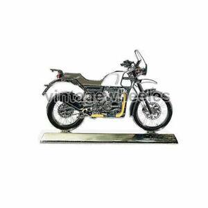 Royal Enfield Himalayan 2D Scale Model -White
