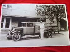1931 FORD COKE COLA BOTTLE TRUCK  11 X 17  PHOTO   PICTURE