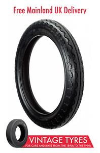 Avon 410-19 Roadrunner Universal Motorcycle Tyre 410H19 4.10-19 (350-19) Trident