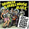 "R. CRUMB ""DRUNKEN BARREL HOUSE BLUES"" EDEN & JOHN'S EAST RIVER STRING BAND LP"