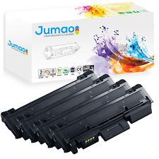 4 Toners laser Jumao compatibles pour Samsung XPRESS M2875FW M2875ND M2885FW