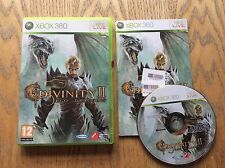 Divinity 2, Ego Draconis Xbox 360 Game! Complete! Look In The Shop!