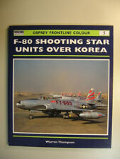F-80 Shooting Star Units over Korea Osprey Frontline Colour 5