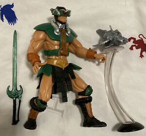 Tri-Klops MOTU 200x complete He-Man Masters of the Universe LOOSE