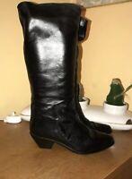 Ladies STILBEST DASCO Real Leather Italian Cowboy/Western Boots -  UK2 (EU35)