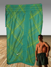 NEW NIKE Men's AD Athletic Dept DRiFit Gym Fitness Basketball Shorts Green M