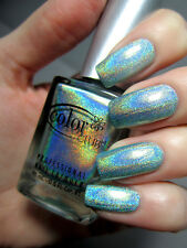 Color Club: ANGEL KISS 981 Halo Hues  Holographic Holo FREEPOST AUS