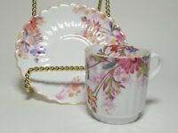 Vintage/Antique Copeland Spode Chelsea Garden Demitasse Tea Cup&Saucer Set