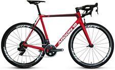 Argon 18 Gallium CS Carbon Road Bike Red 2020 SRAM Force AXS Zipp 302 Wheelset