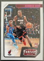 2019-20 Panini Chronicles Threads Pink Kendrick Nunn RC Rookie #82