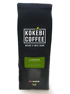 Freshly Roasted Coffee Beans Kokebi Coffee Beans - Leonardo 1KG